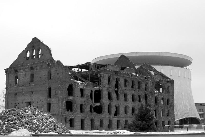 Volgograd - Flour Mill Ruins 8