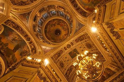 Saint Petersburg - St. Isaac's Cathedral Interior 14