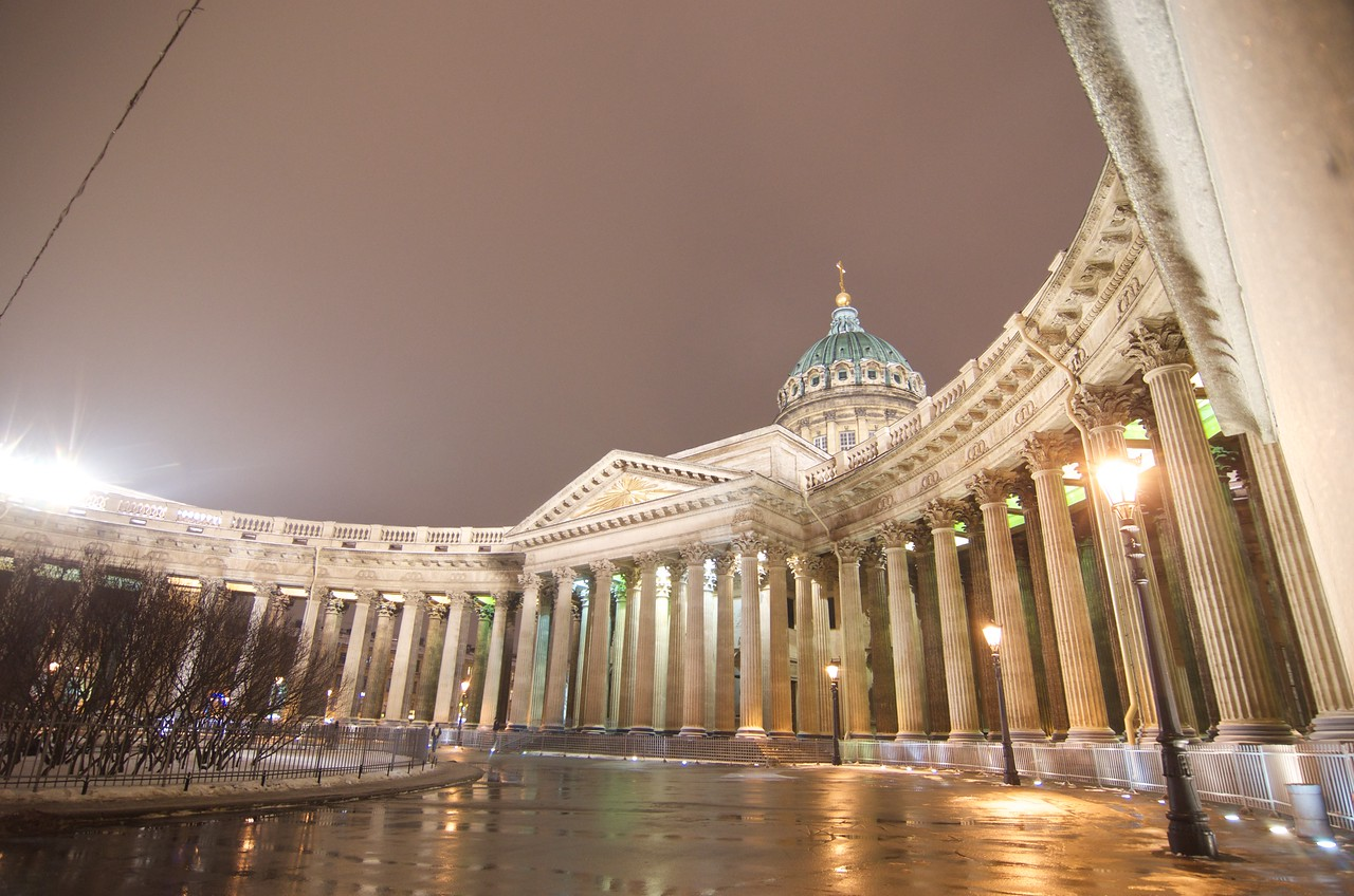 Saint Petersburg - Kazan Cathedral 16
