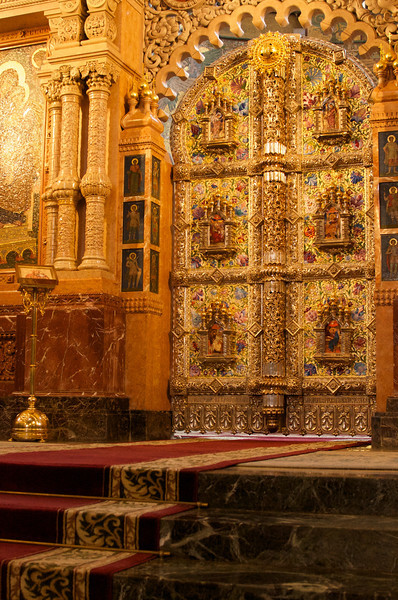 Saint Petersburg - Church of Spilled Blood Interior 22