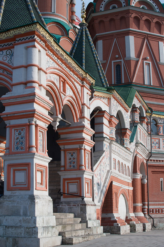 Moscow - St. Basil's 9