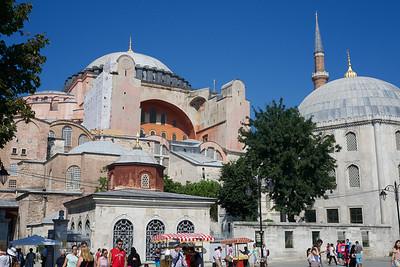 Istanbul - Hagia Sophia 1