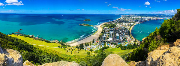Mt. Maunganui, New Zealand