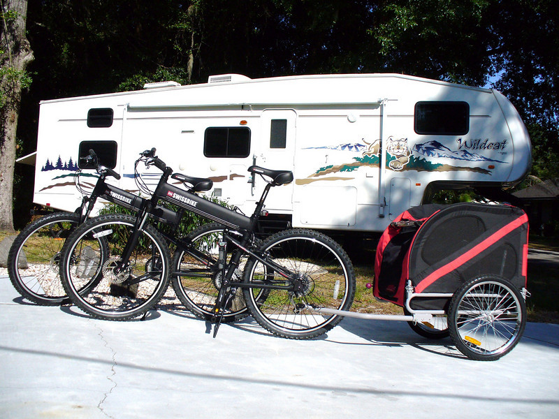 our other wheels and Shadows RV