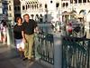 At the Venetian.