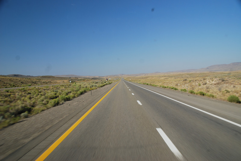 On Tuesday August 11th we started the long road home.  We made it in two days, driving 19 hours total.