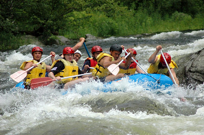 Rafting @ Deerfield River-Monroe Bridge