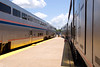 Amtrak's Auto Train being spruced up at the Sanford Florida station