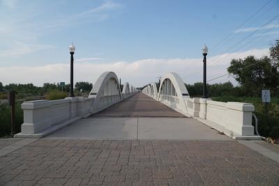 Rainbow Arch Bridge Ft Morgan 2018
