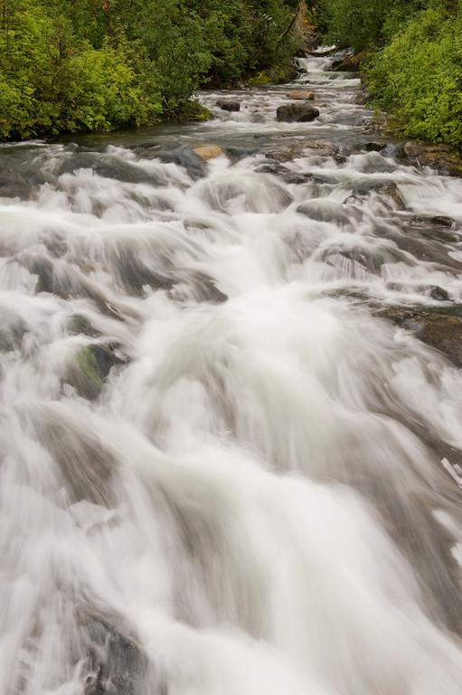 Paradise River, near Narada Falls, Mount Rainier