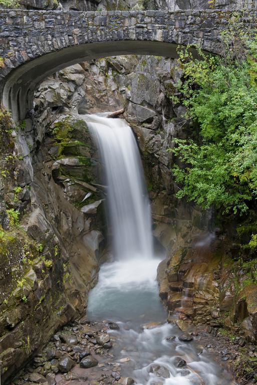 Christine Falls, Mount Rainier