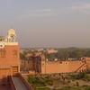 View from Junagarh fort, Bikaner