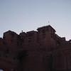 Jaisalmer Fort at dusk. The worlds only living fort!