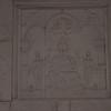 A thin carving of Ganesh at the Birla mandir, Jaipur.