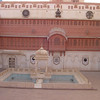 A pond where the king would play holi with his subjects, Junagarh fort, Bikaner