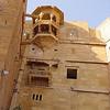 Balcony at Jaisalmer fort