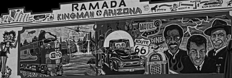 Ramada Kingman, AZ. 2017