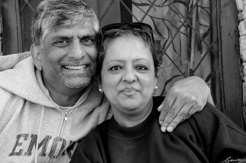 Surya and Lakshmi