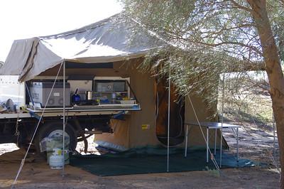 Random camping