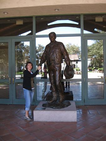 Reagan Library and Malibu