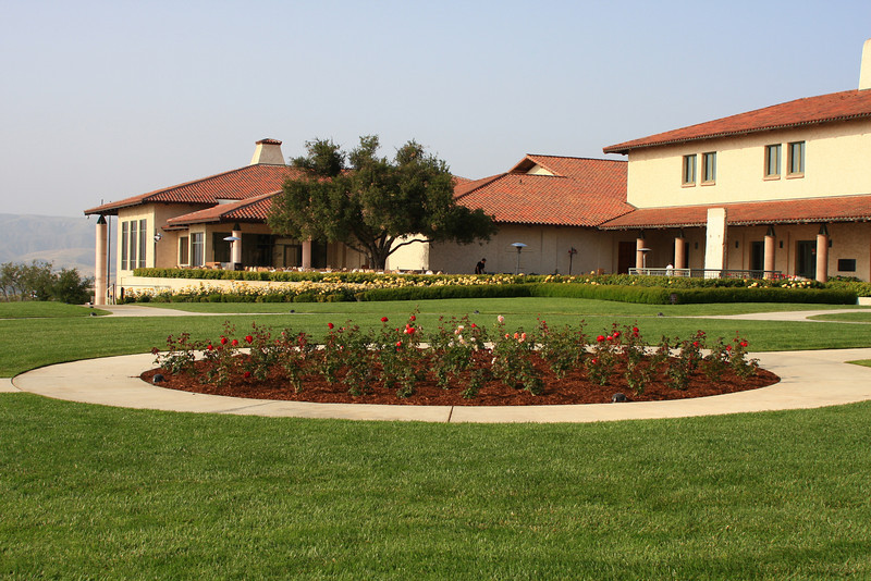 Reagan Library grounds