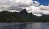 Moorea Island approach