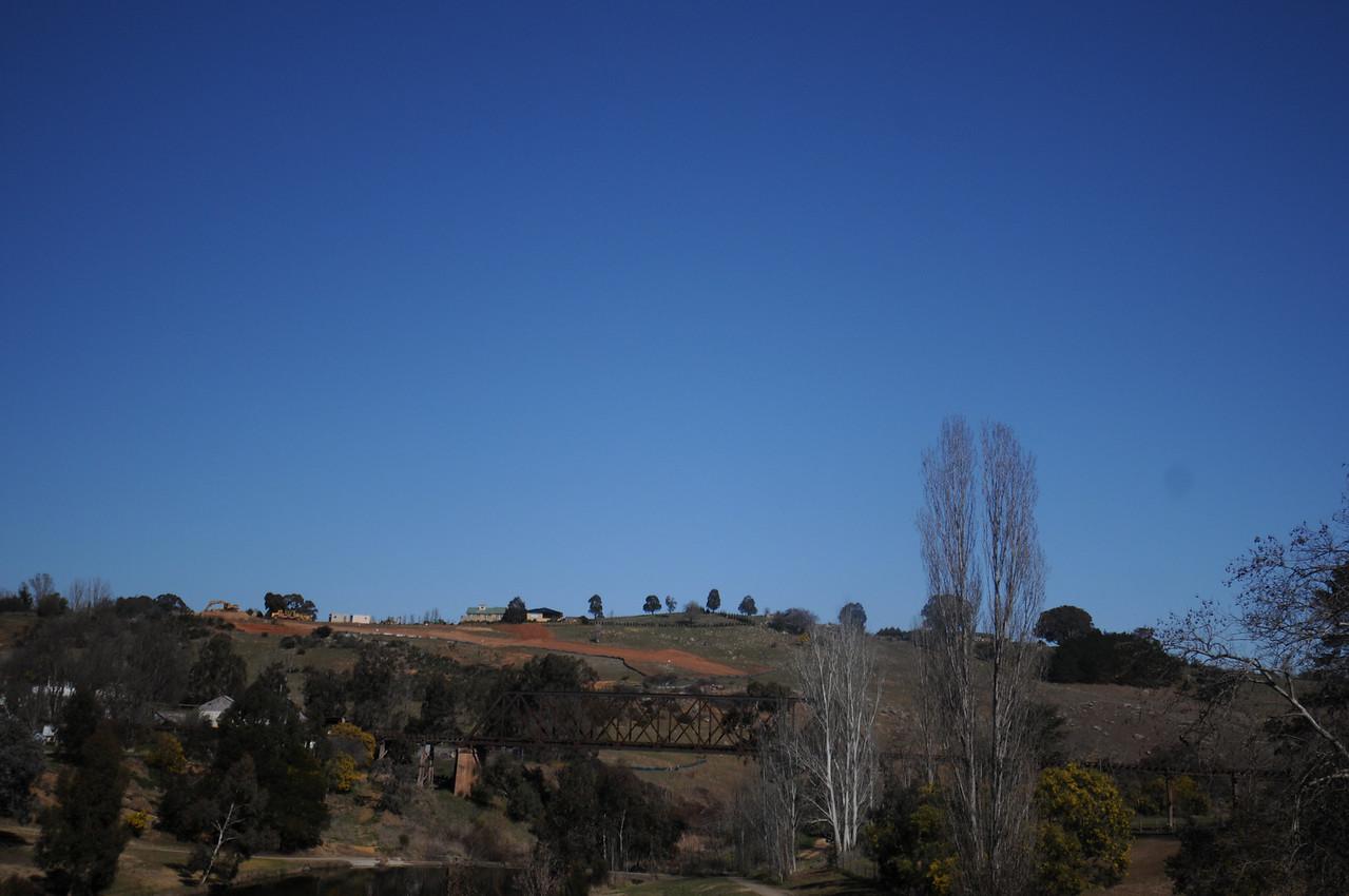 OZ countryside.