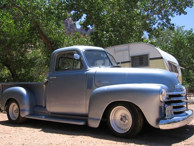 Classic Americana Car, UT