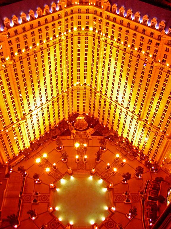 Ahhh, I love Paris in the Summer, Las Vegas