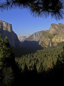Yosemite Valley, Bridalveil Falls