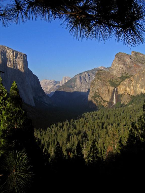 Yosemite Valley, Bridalveil Falls