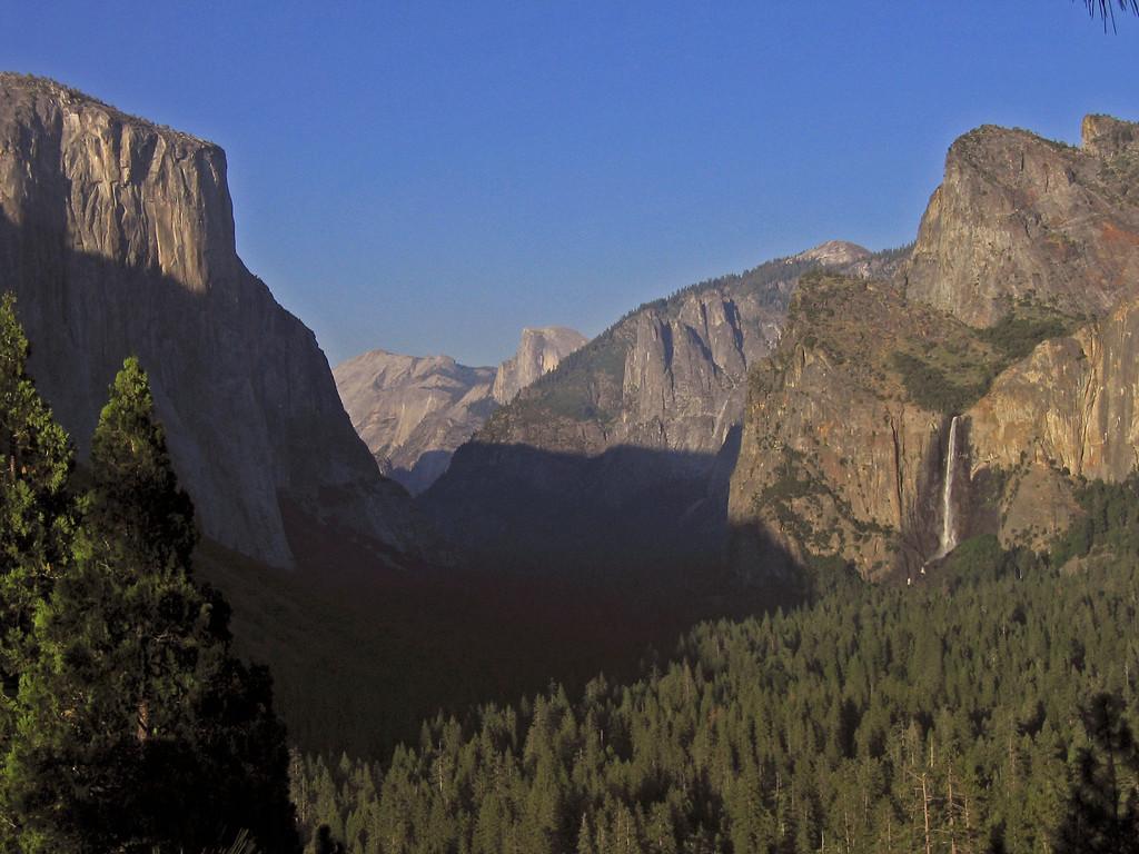 Valley Viewpoint, Yosemite