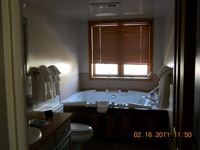 MAIN BUILDING KITCHENETTE ROOM BATHROOM