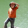 Fishing at Fawn Lakes (6.27.09)