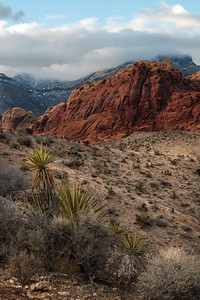 2017-01-14  Red Rock Canyon National Conservation Area