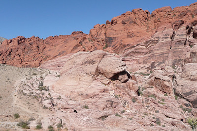 Calico Hills Trail