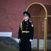 Guard for the Tomb of the Unknown Soldier, Red Square, Moscow