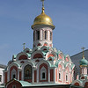 Kazan Cathedral, Red Square, Moscow