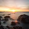 False Klamath Cove at sunset