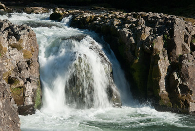 Wildwood Falls near Cottage Grove OR