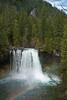 Koosah Falls, on the McKenzie River