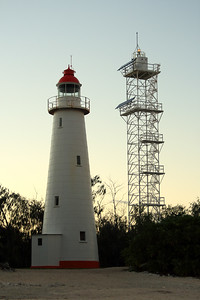 New and Old Lighthouses