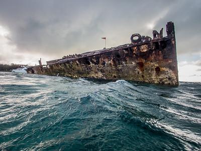 HMAS Protector