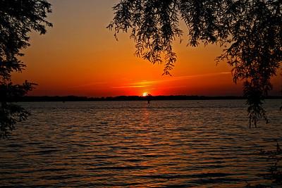 Reelfoot Lake, Tennessee