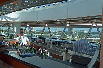 Sky Walk Bar
