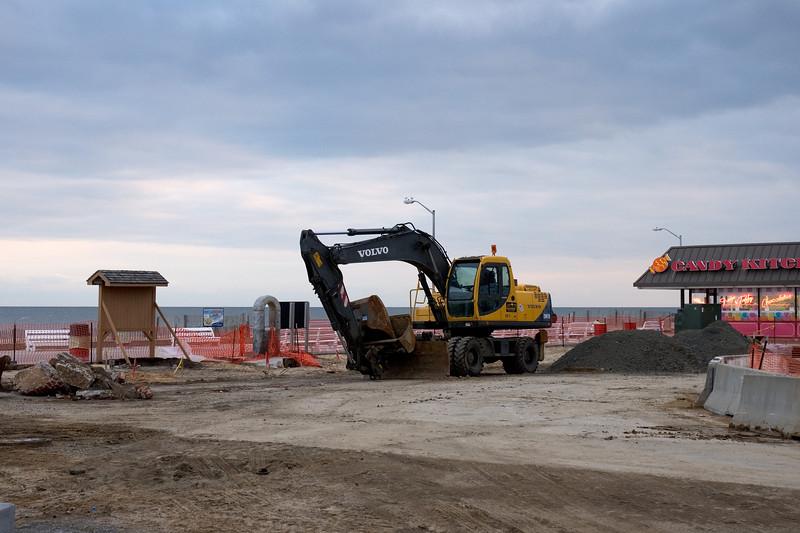 Construction Rehoboth beach