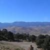 Overlooking Carson City