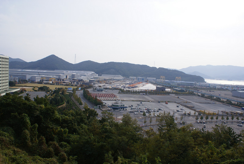 "Doosan Heavy Industries' Changwon works<br /> <br />  <a href=""http://www.doosanheavy.com"">http://www.doosanheavy.com</a>"