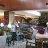 Host hotel lobby
