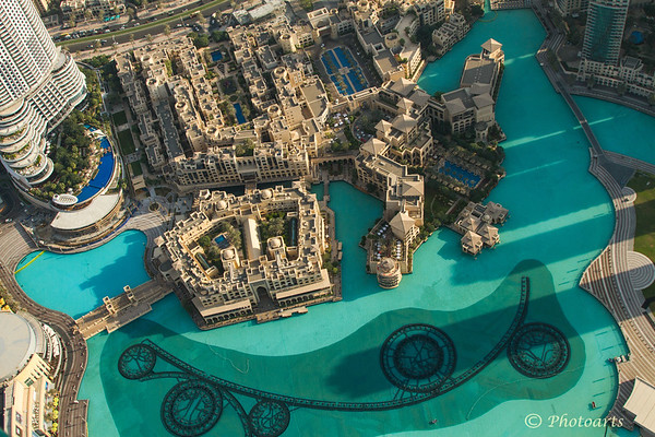 """Dubai Aerial"""